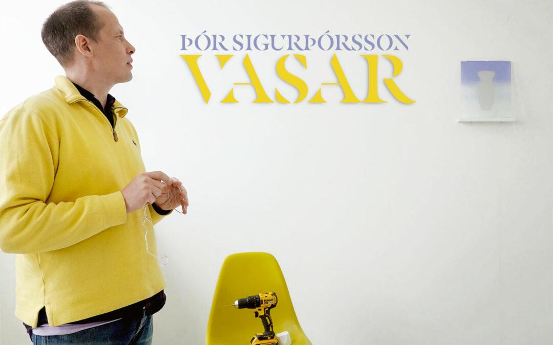 Þór Sigurþórsson með sýningu í nýjum höfuðstöðvum Multis